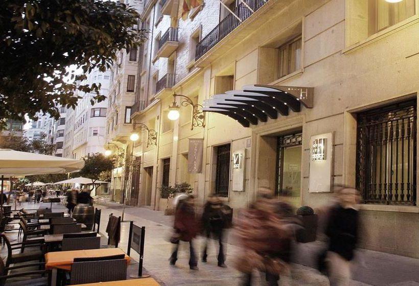 ホテル Vincci Lys バレンシア