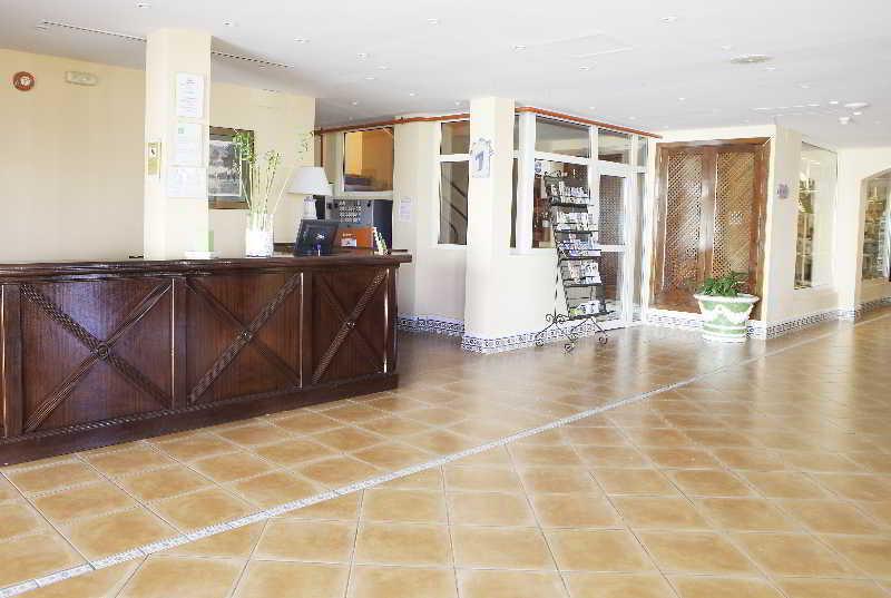 Front desk Dunas de Doñana Resort Matalascanyas