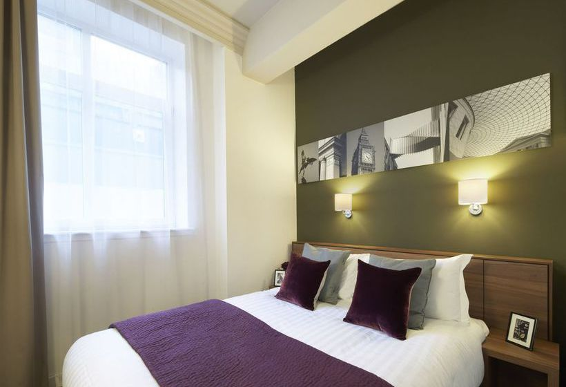 Citadines Prestige Holborn Covent Garden London Londra
