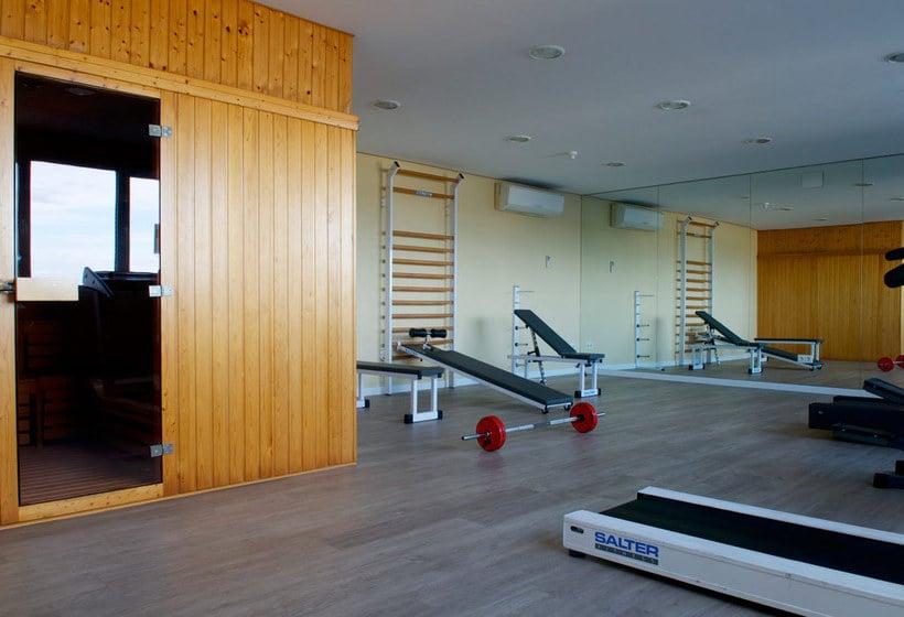 Sports facilities Hotel Albufera Alfafar