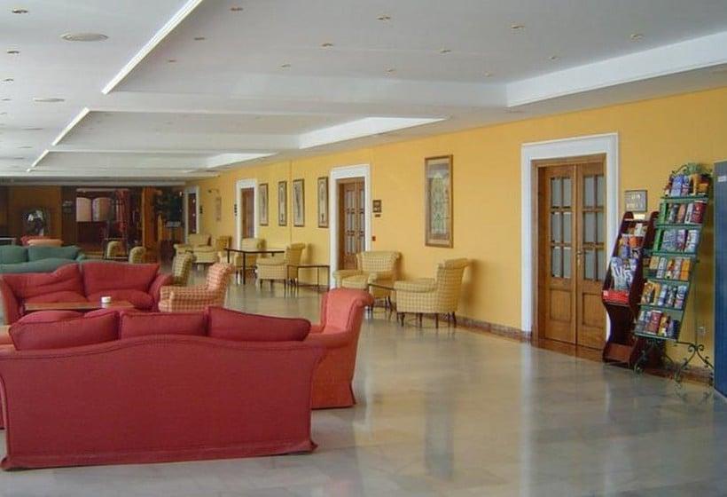 Espaces communs Hotel & Apartamentos Bahia Sur San Fernando