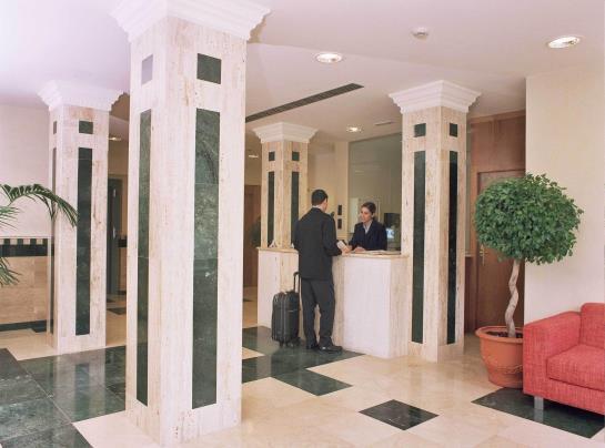 فندق Eurostars Astoria مالقة