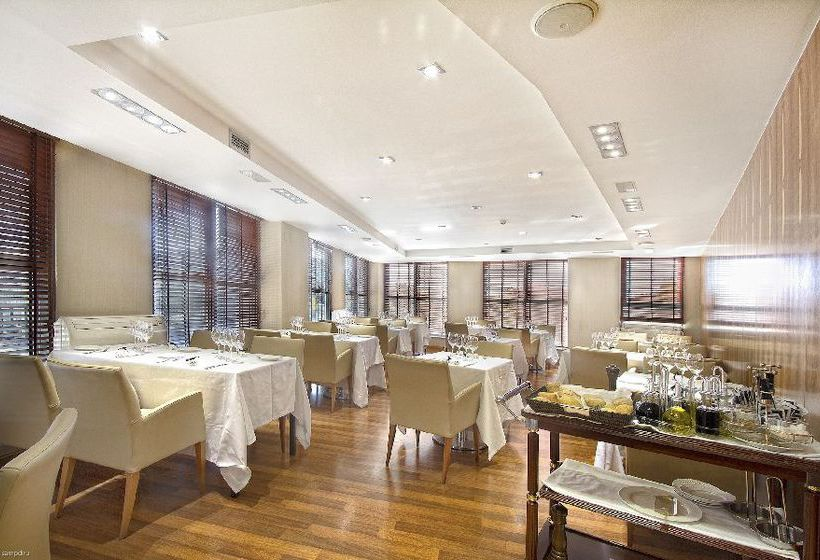 Restaurante Hotel Exe Plaza Madrid