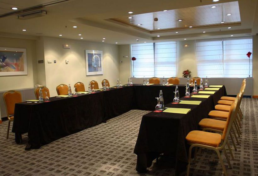Meeting rooms Hotel Exe Plaza Madrid