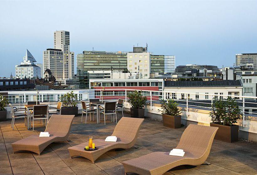 hotel nh berlin kurfuerstendamm in berlin starting at 26. Black Bedroom Furniture Sets. Home Design Ideas