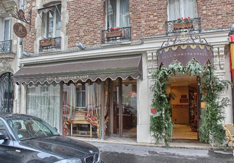 Hôtel Villa Montparnasse Paris