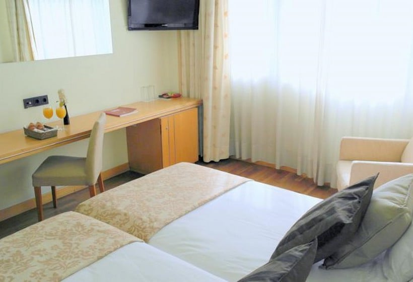 Room Eurohotel Diagonal Port Barcelona