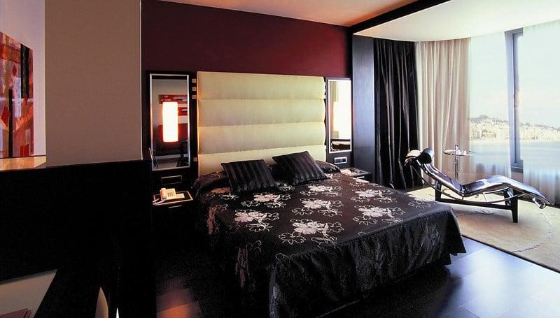 방 Gran Talaso Hotel Sanxenxo