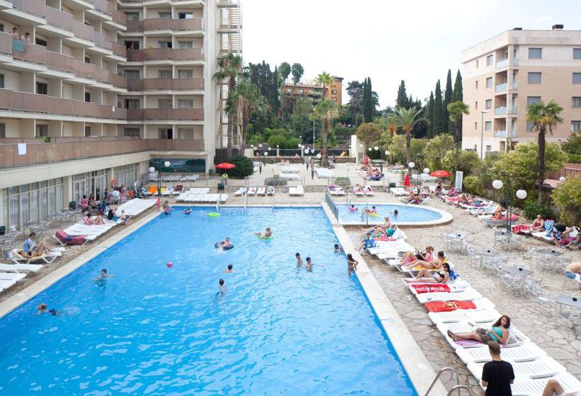 Swimming pool Hotel H Top Royal Beach Lloret de Mar