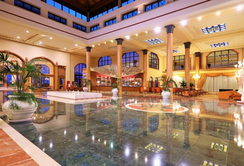 Swimming pool Hotel Iberostar Anthelia Costa Adeje