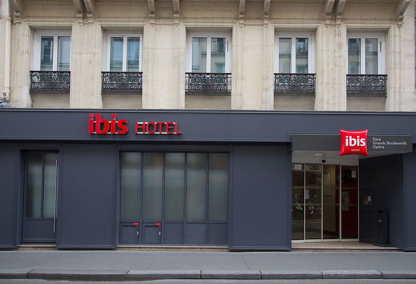 H Tel Ibis Paris Grands Boulevards Opera 9 Me Paris