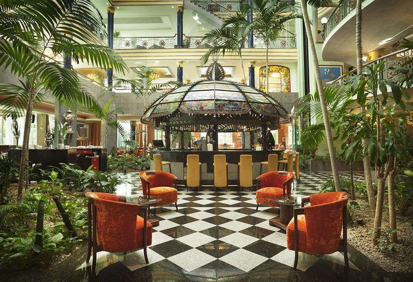 Hotel jardines de nivaria in playas de fanyabe ab 98 for Hotel jardines de nivaria