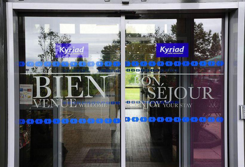 Hotel Kyriad Lyon Aéroport Saint Exupéry