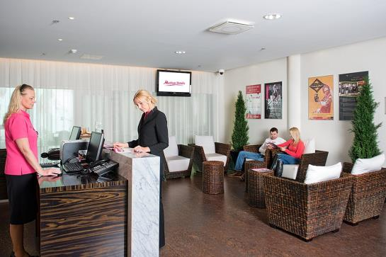 Hôtel Meriton Grand Tallinn