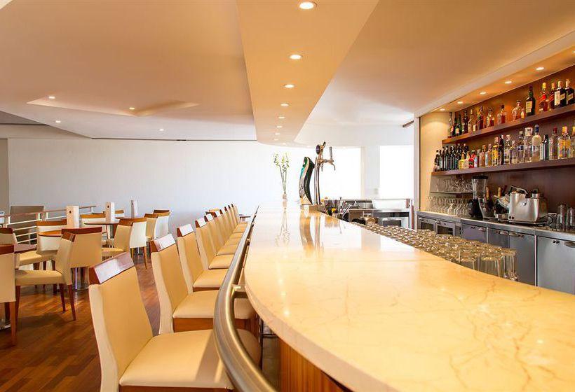 Cafétéria Hôtel Tivoli Lagos