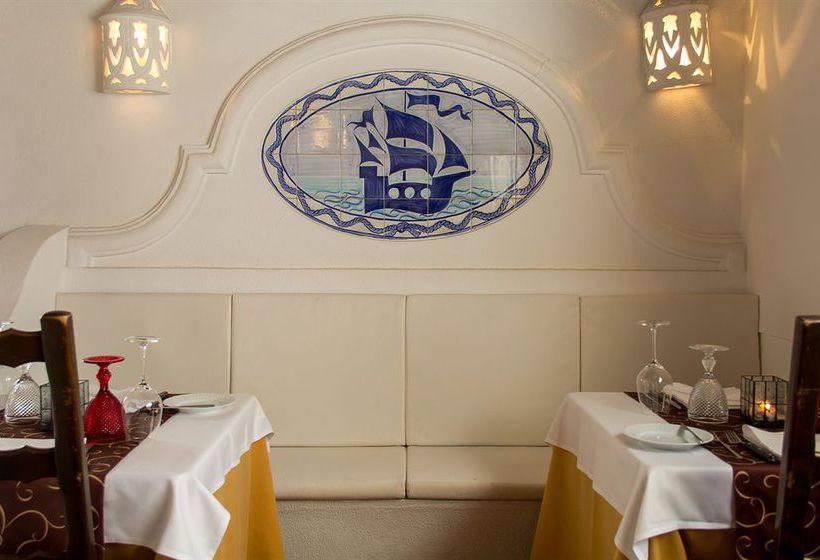 Restaurant Hotel Tivoli Lagos