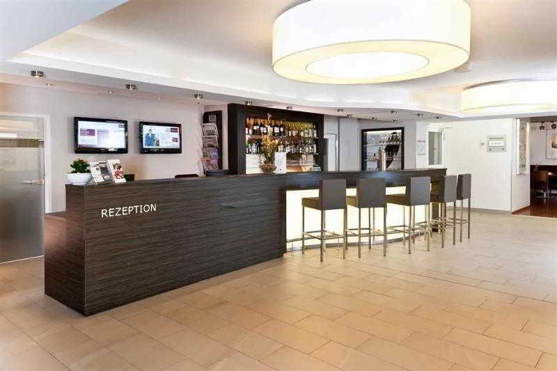 Mercure Hotel Am Entenfang Hannover هانوفر