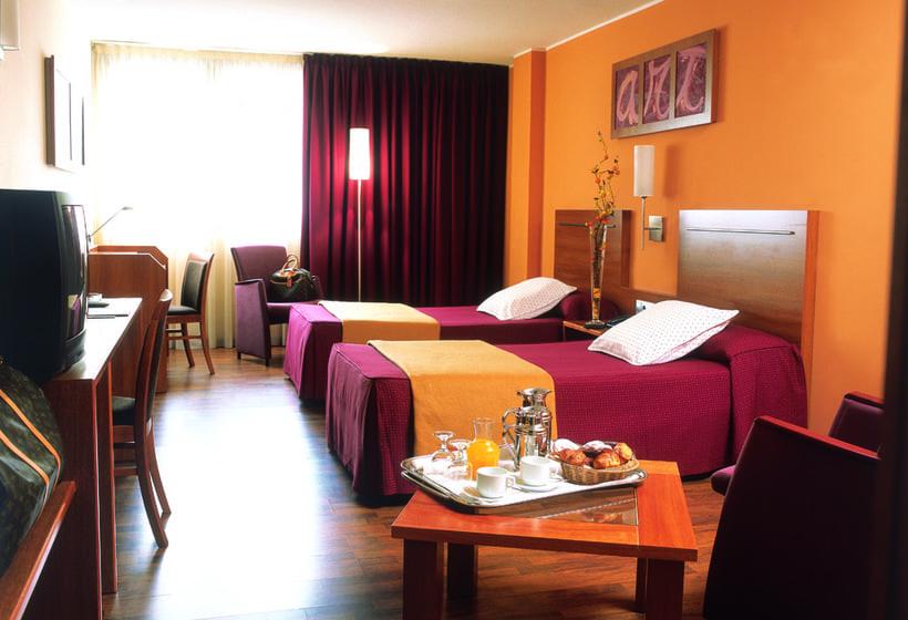 Chambre Acta Arthotel Andorre-la-Vieille