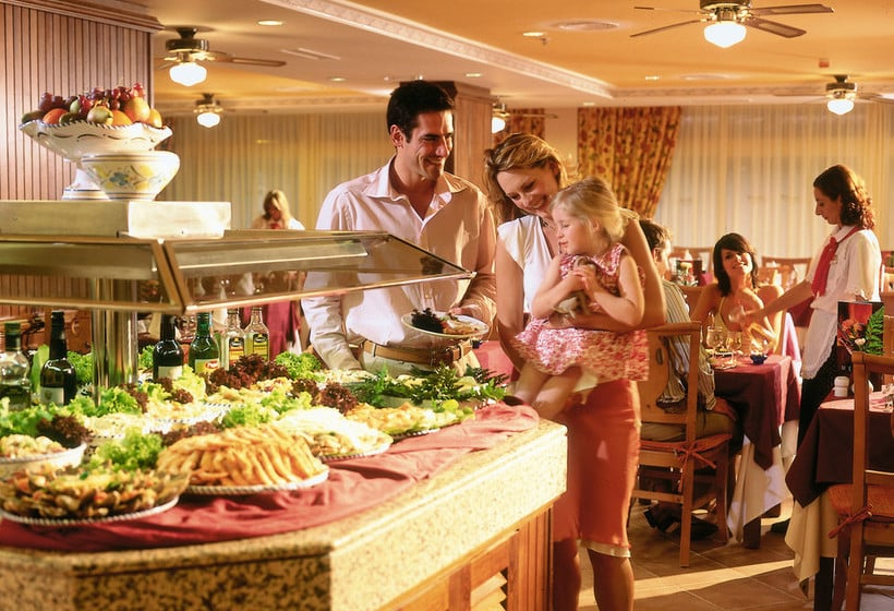 Restaurante ClubHotel Riu Oliva Beach Resort Corralejo