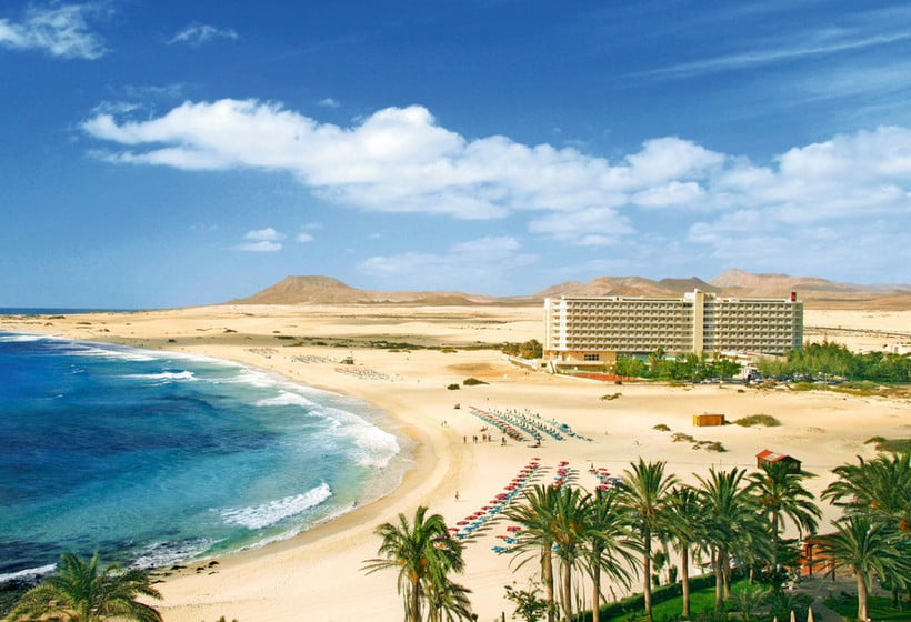 Outside ClubHotel Riu Oliva Beach Resort Corralejo