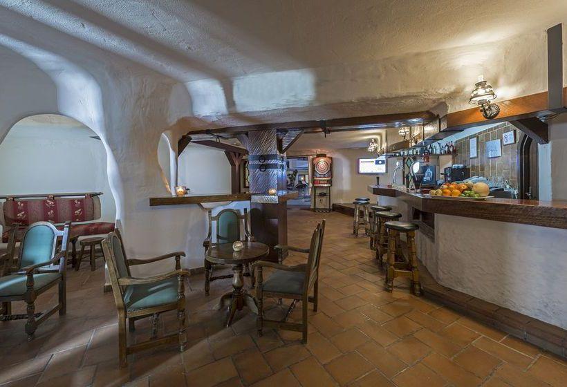 Cafeteria Hesperia Bristol Playa Corralejo