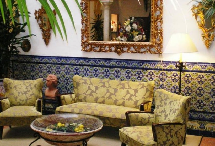 Common areas Hotel Abanico Seville