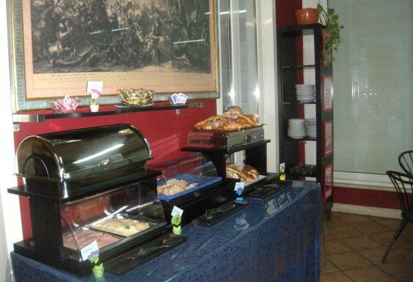 Hotel Center 1-2-3 Roma