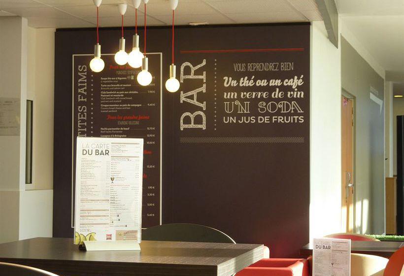 Hotel Ibis Paris Berthier Porte de Clichy París