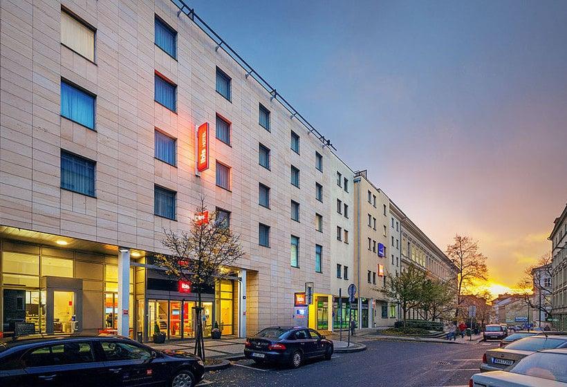 Hotel Ibis Praha Wenceslas Square Prague