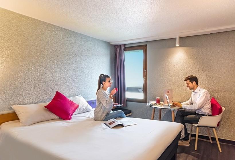 h tel ibis strasbourg sud la vigie ostwald les meilleures offres avec destinia. Black Bedroom Furniture Sets. Home Design Ideas