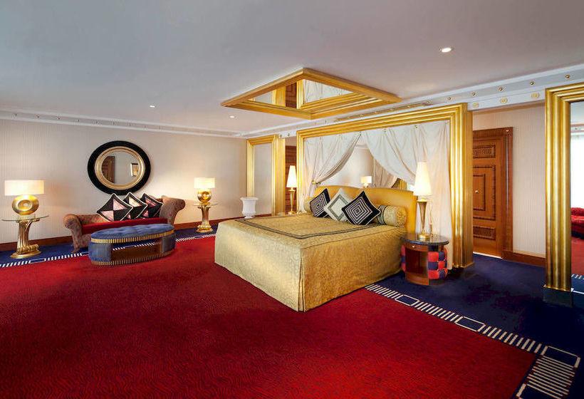 H tel burj al arab jumeirah duba partir de 495 for Numero de chambre hotel