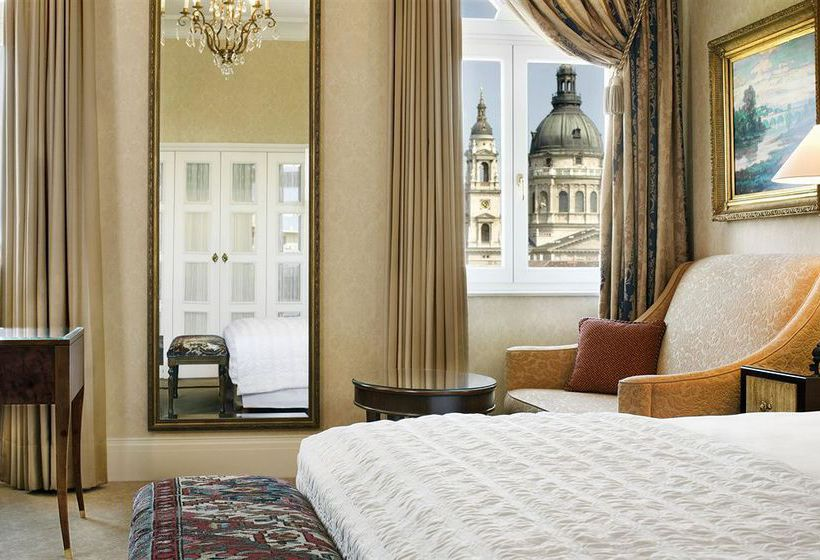 Room Hotel The Ritz-Carlton Budapest