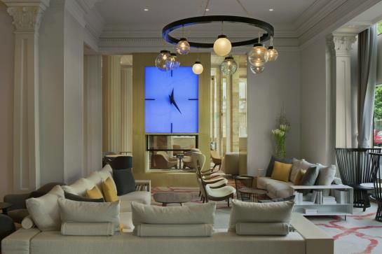 Hôtel The Ritz-Carlton Budapest