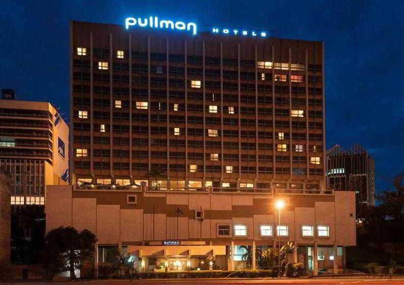 Hotel pullman abidjan in abidjan starting at 140 destinia for Pullman hotel