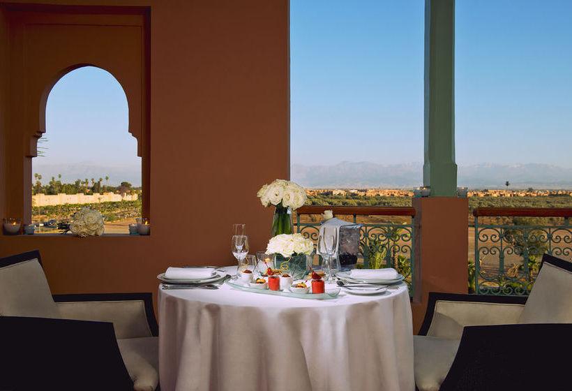 Hôtel Sofitel Marrakech Lounge & Spa