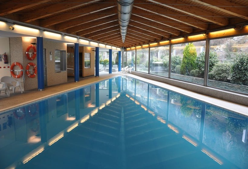 Piscina Hotel Tropical Les Escaldes-Engordany