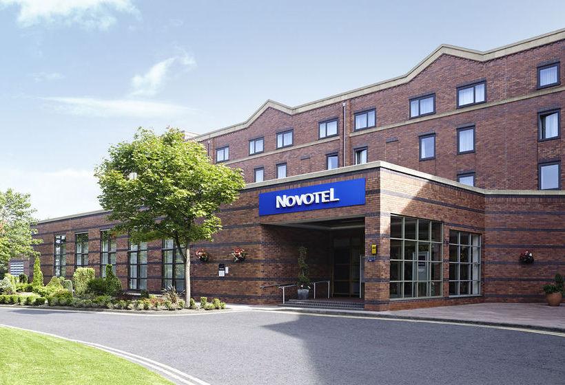 Novotel Newcastle Airport Newcastle Upon Tyne
