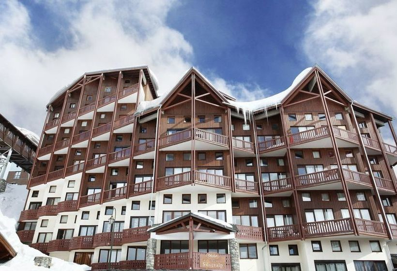 Residence Odalys Le Silveralp  Val Thorens  The Best
