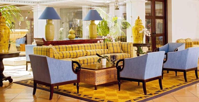 공용 공간 Seaside Grand Hotel Residencia Maspalomas