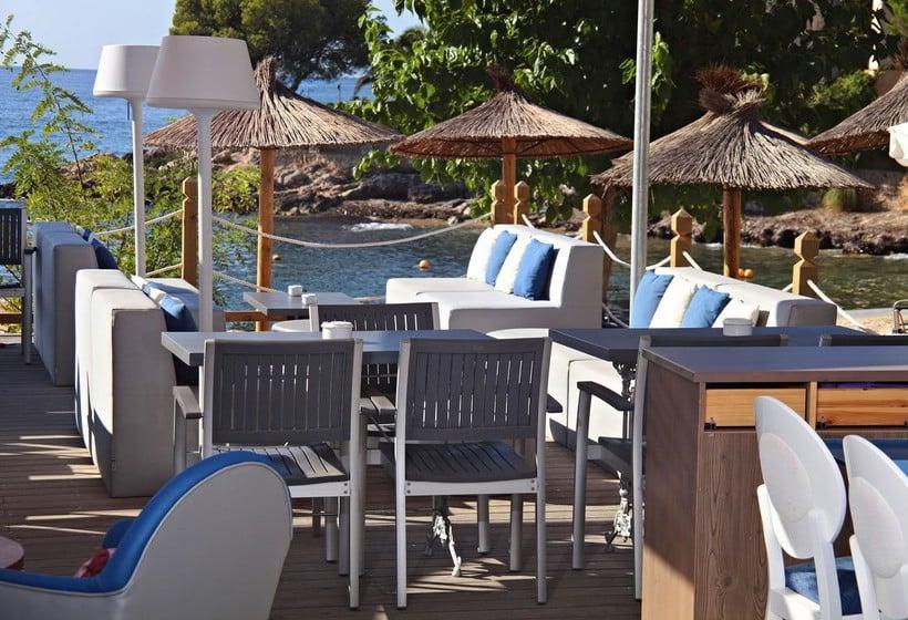 مطعم Son Caliu Hotel Spa Oasis بالما نوفا