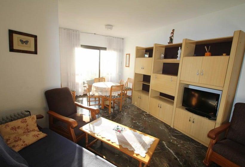 Habitación Apartamentos San Jaime Benidorm