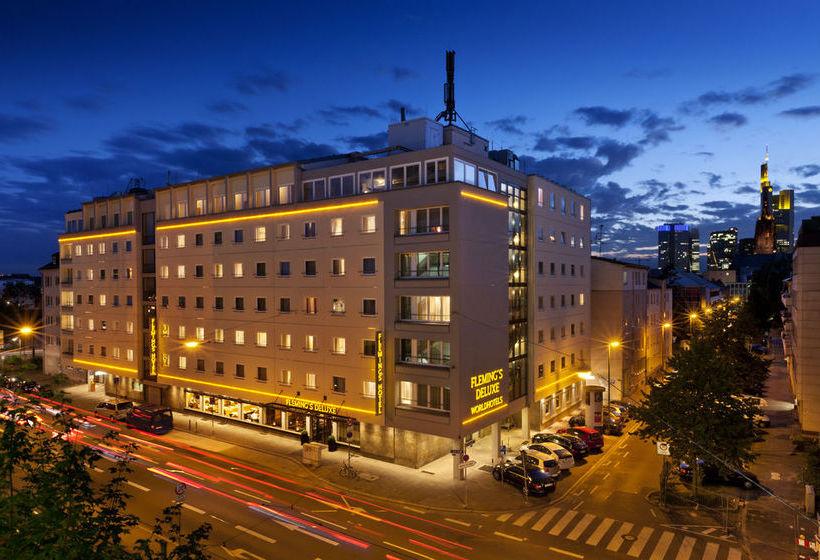 Fleming's Deluxe Hotel Frankfurt Main Riverside 프랑크푸르트