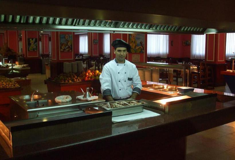 Restaurant Gran Hotel Peñiscola Penyiscola