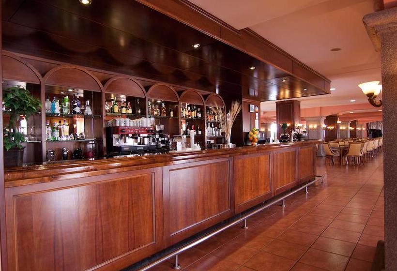 Cafeteria Gran Hotel Peñiscola Penyiscola