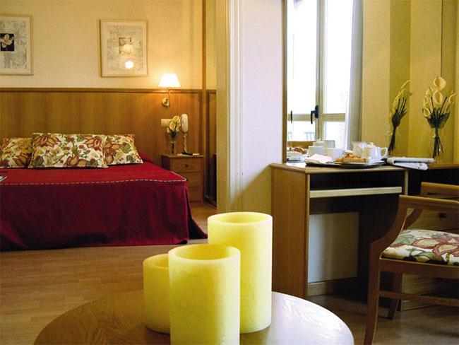 Hotel A&H El Parque Madrid