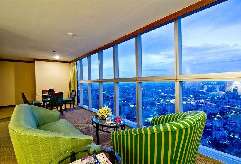 فندق Baiyoke Sky بانكوك