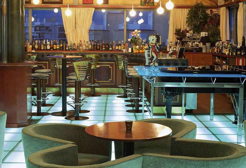 Cafeteria Hotel Don Pablo Gandia