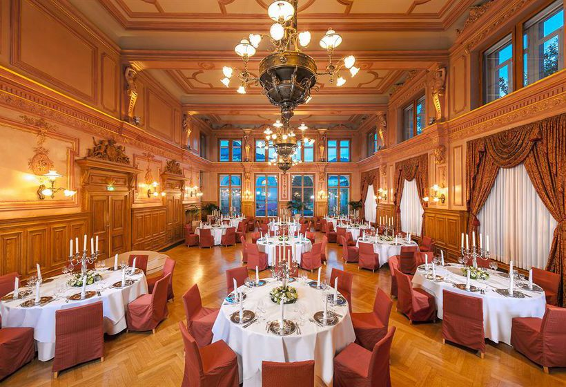 Hôtel Dorint Maison Messmer Baden-Baden  Baden Baden