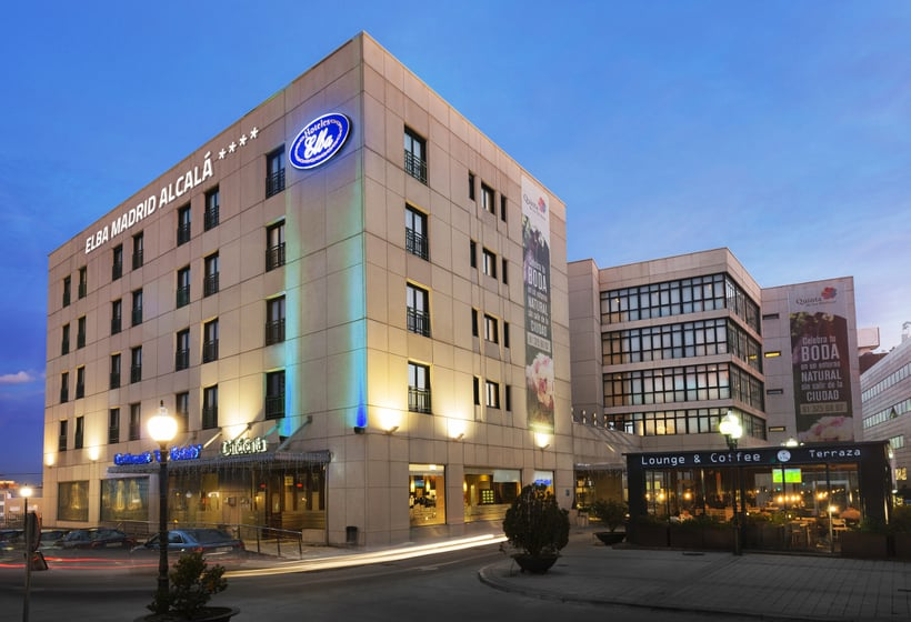 Hotel Elba Madrid Alcal In Madrid Starting At 21 Destinia