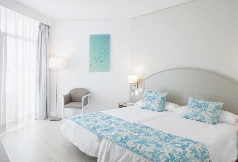 Quarto Hotel Ibersol Alay Benalmádena